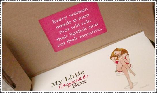 My Little Coquine Box