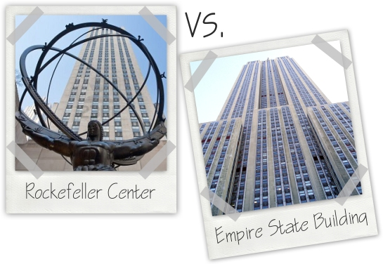 Rockefeller VS. Empire